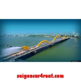 Car rental in Da Nang/ Transfer from Ho Chi Minh to Da Nang